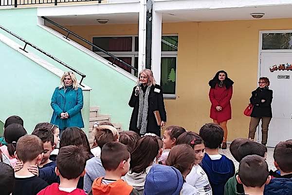 Ενημέρωση για τον εθελοντισμό σε σχολεία του Αγρινίου