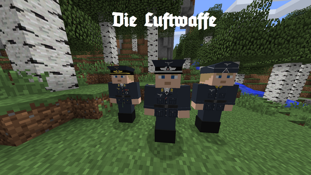 [1.7.10] Wolff's Germany WW2 Pack 2.3 for Flan's mod Minecraft Mod