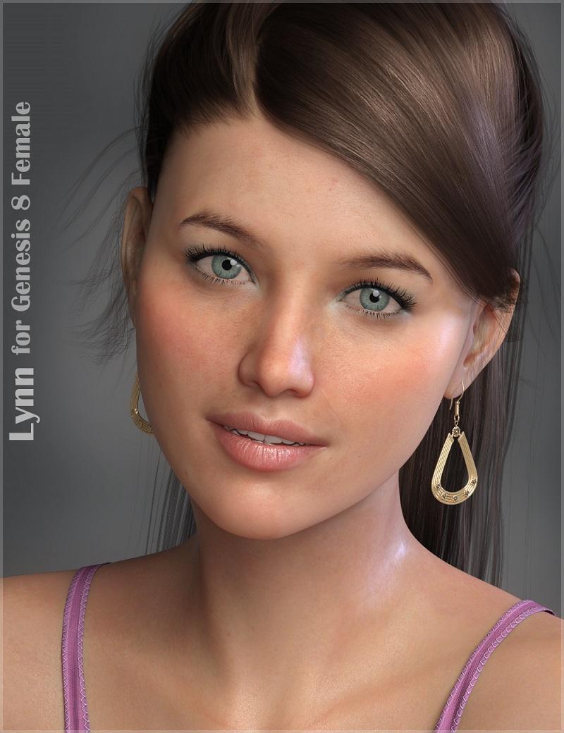 GDN Lynn for Genesis 8 Female