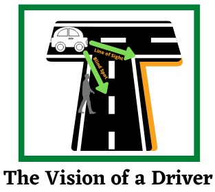 vision of a driver