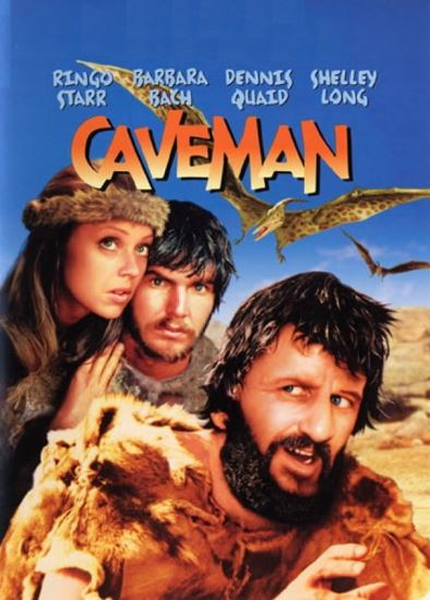 Jaskiniowiec / Caveman (1981) PL.AC3.DVDRip.XviD-GR4PE | Lektor PL