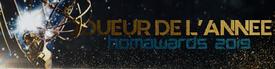 HOMAWARDS 2019   LES VOTES LE-JOUEUR-DE-L-039-ANNEE