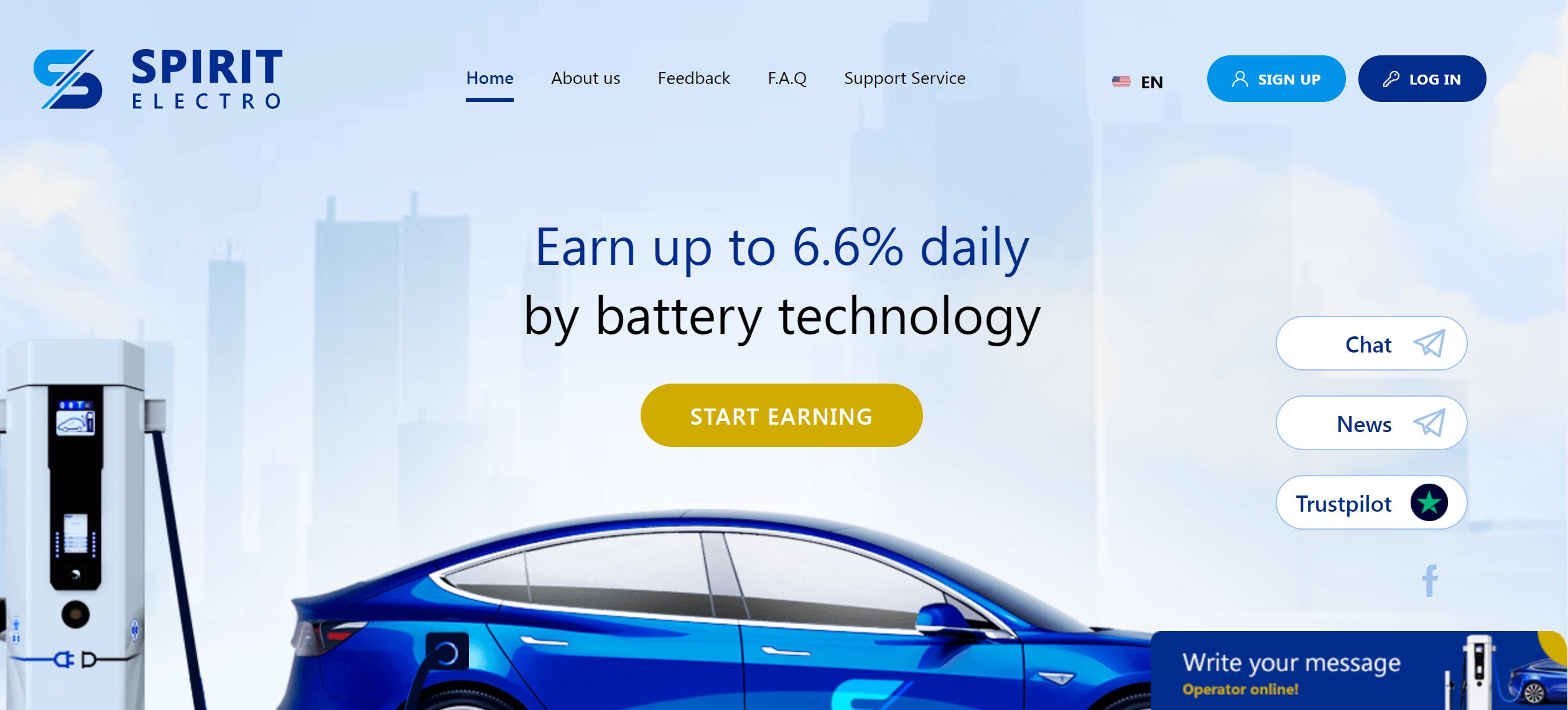 Spiritelectro.com Review