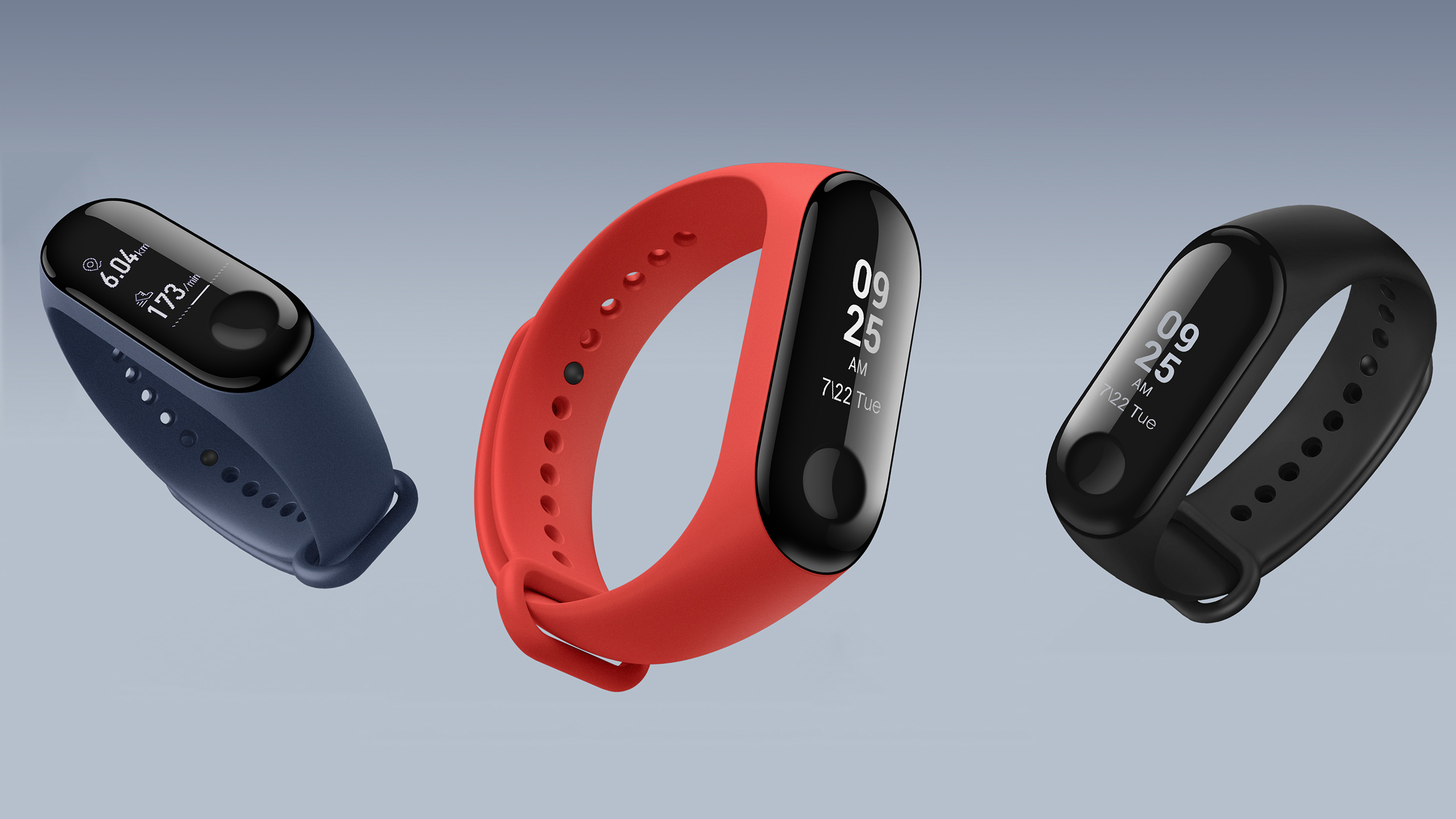 Wearable device sales ranking: Xiaomi beats everyone.