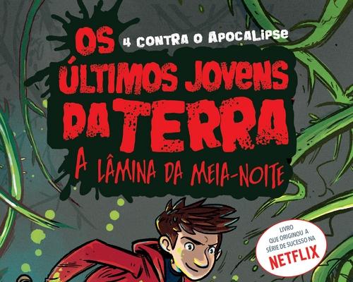 """@FaroEditorial lança o quinto volume da série """"Os últimos jovens da Terra"""""""