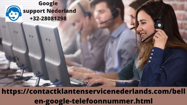 Google-support-Nederland