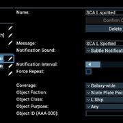 SCA-L-Alert-Config