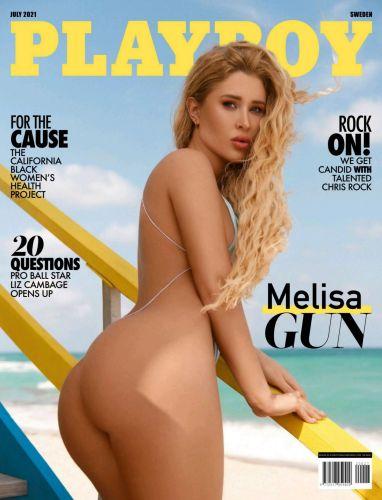 Cover: Playboy Sweden - July 2021