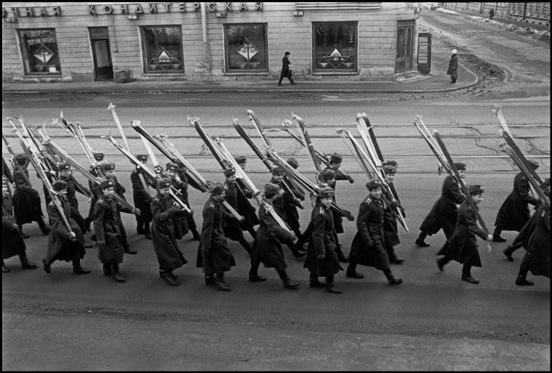 sovetskie poslevoennie fotografi pinhasov
