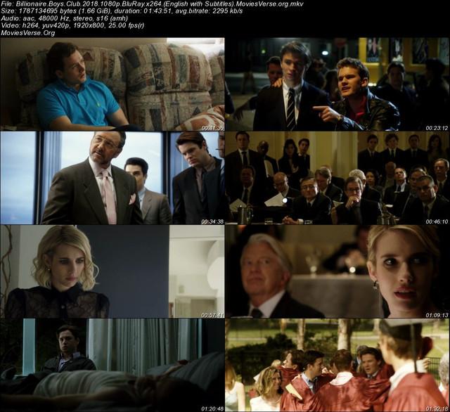 Download Billionaire Boys Club Full Movie