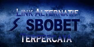 LINK SBOBET ALTERNATIF 2021