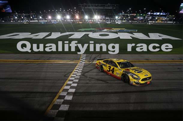 VRC NASCAR 2021 Fan - Daytona Qual