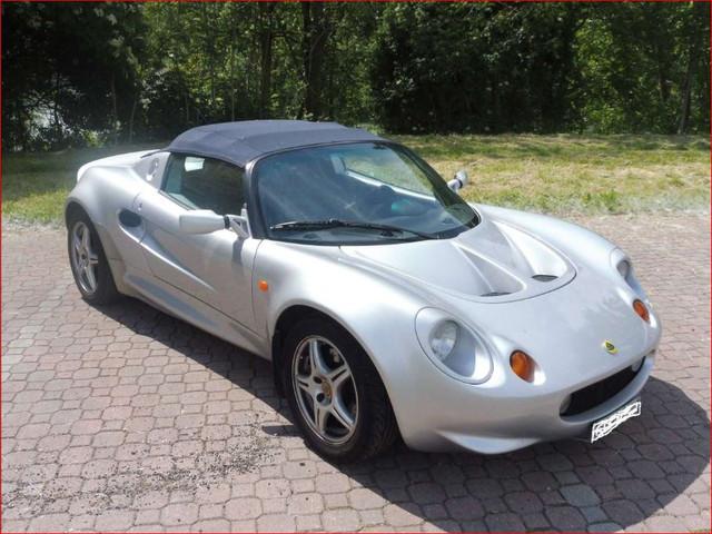Lotus Elise serie 1 - annunci vendita e consigli 009