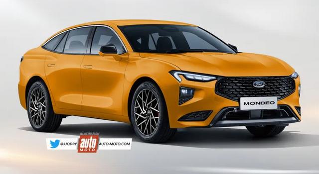 2022 - [Ford] Mondeo C2-C58218-11-E0-4-BDE-B02-E-076-B171207-E2