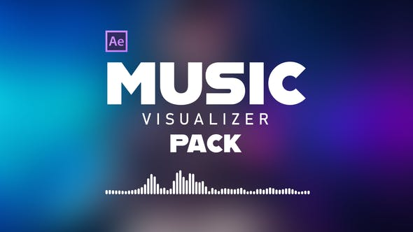 Videohive - Music Visualizer Pack - 32952990