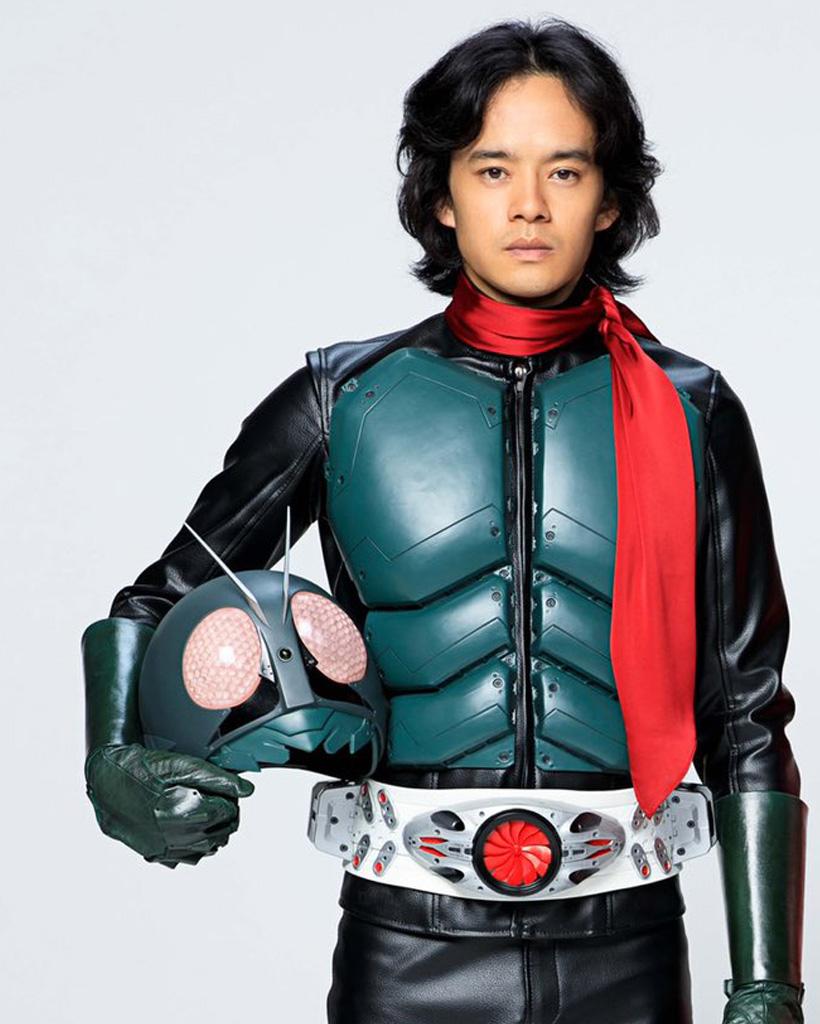 Shin Kamen Rider - Sousuke Ikimatsu
