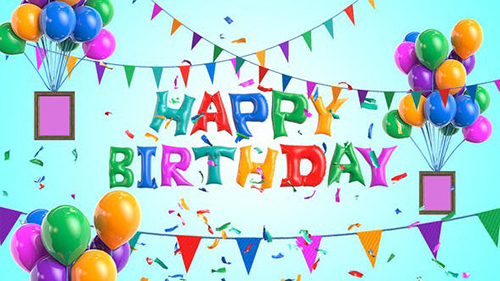 Happy Birthday Wishes 26967357 - Project for After Effects (Videohive)