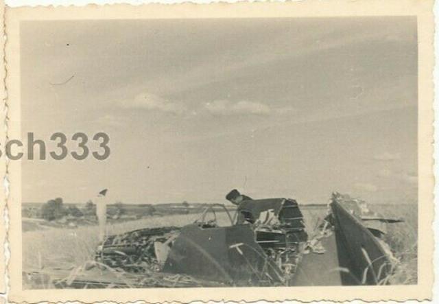 Foto-Konvolut-8x-Wehrmacht-17-Panzer-Div-Russland