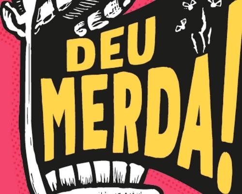 """@FaroEditorial lança seu primeiro livro de humor """"Deu Merda"""" do Gabriel Tennyson, o coach da pobreza na internet"""