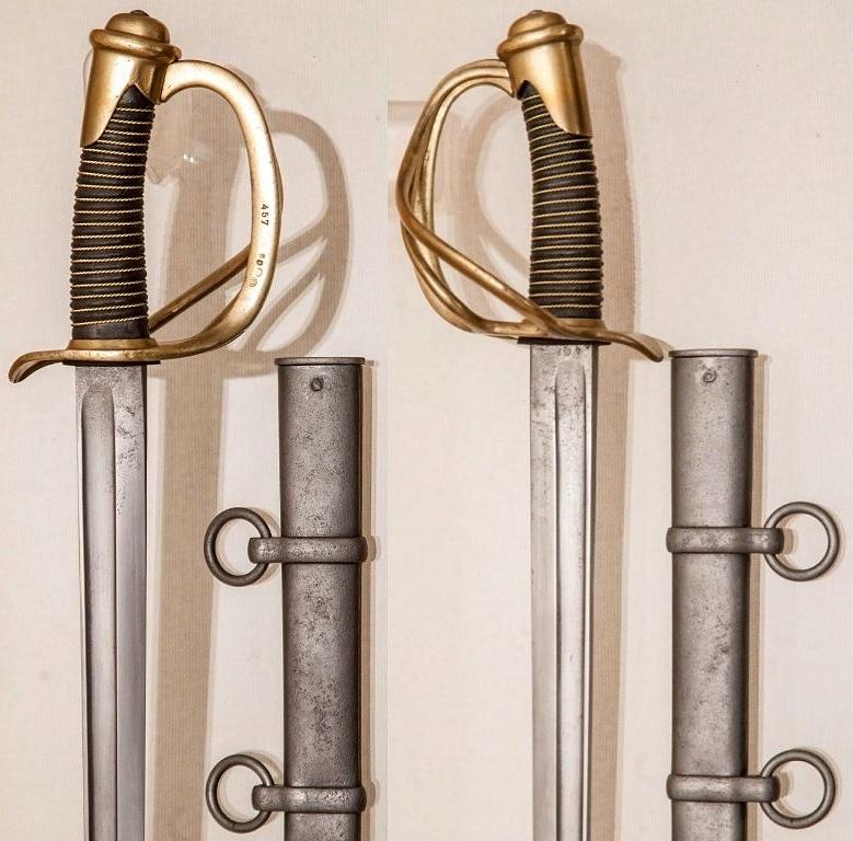 Sabre de cavalerie légère 1880 Przed-po4