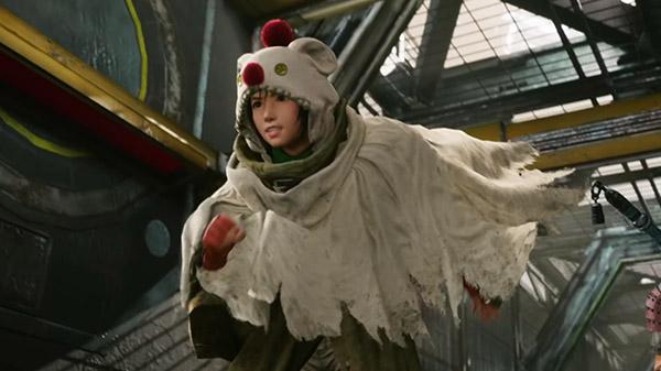 "最終幻想VII重製Intergrade"" PS5功能""預告片 FF7-RI-PV-03-21-21"