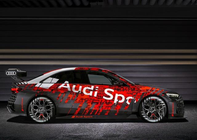 Première mondiale de la nouvelle Audi RS 3 LMS A210680-medium