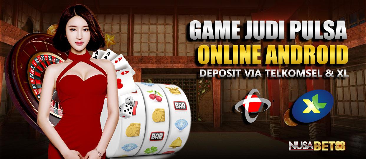 Game Judi Online Deposit Pulsa