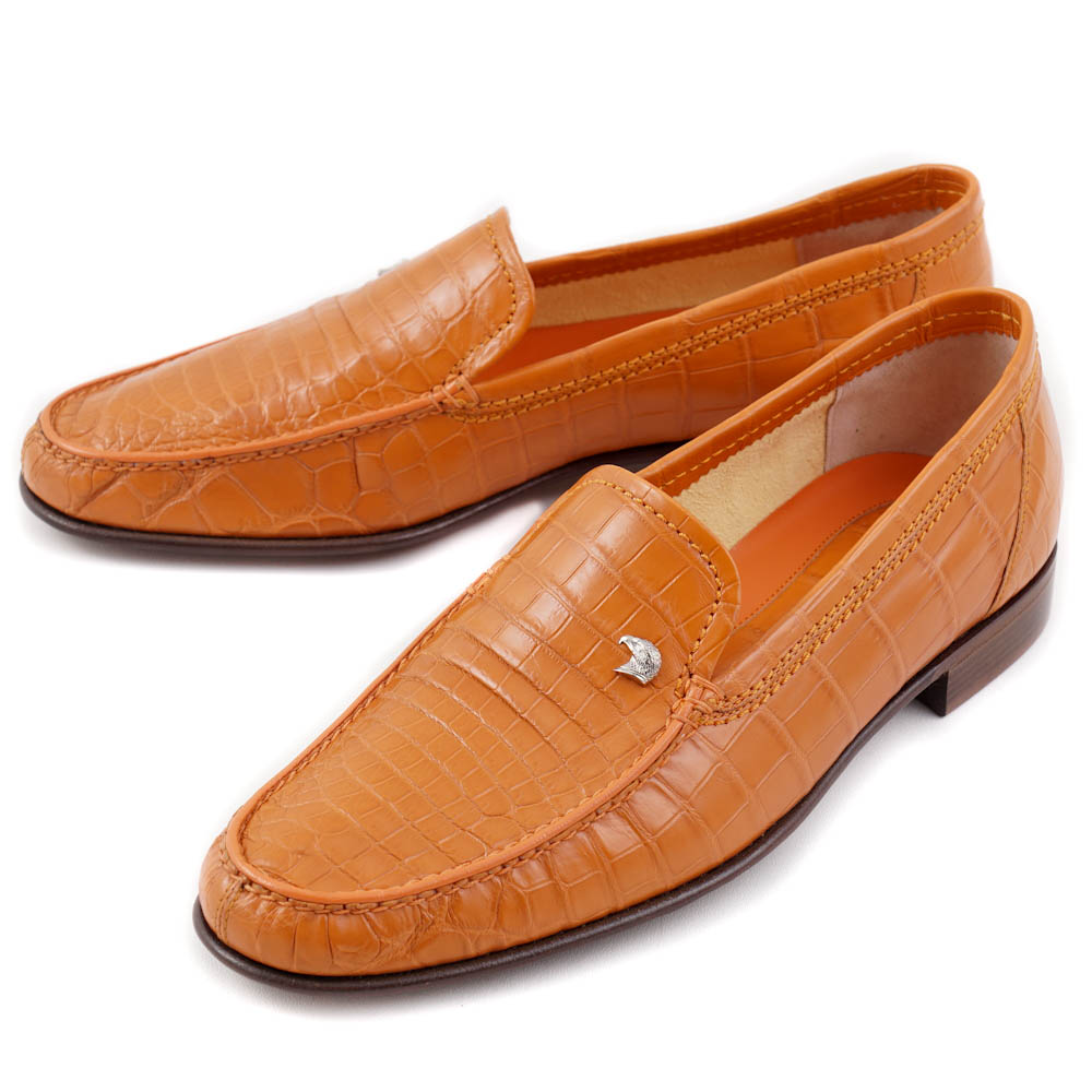 stefano ricci crocodile shoes