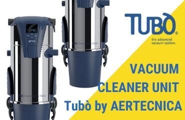 Central vacuum cleaners Aertecnica