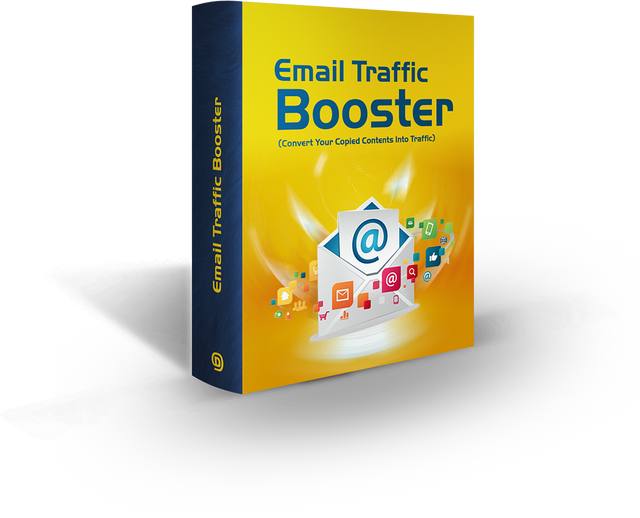 Email Traffic Booster (Convert Your Copied Contents Into Traffic)