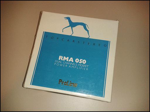 [VENDO] AMPLIFICATORE PROLINE RMA050 (Classe A/B) (Fabbricato In U.S.A.) PROLINE08