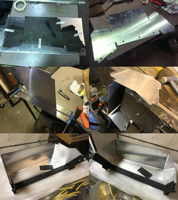 aluminium-glovebox