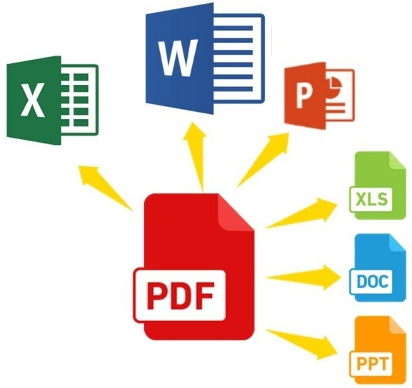 PDF-to-word-excel