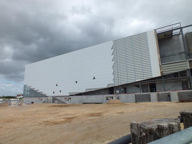 « Arena Futuroscope » grande salle de spectacles et de sports · 2022 - Page 17 DSCF7288