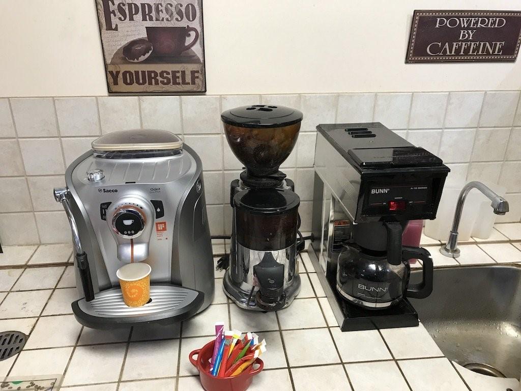 espresso kopi