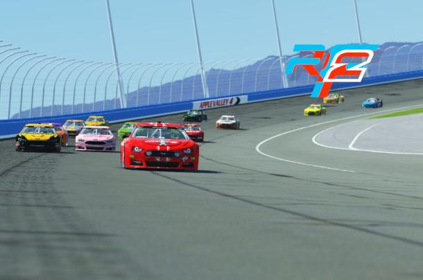 VRC NASCAR 2021 - Подведение итогов