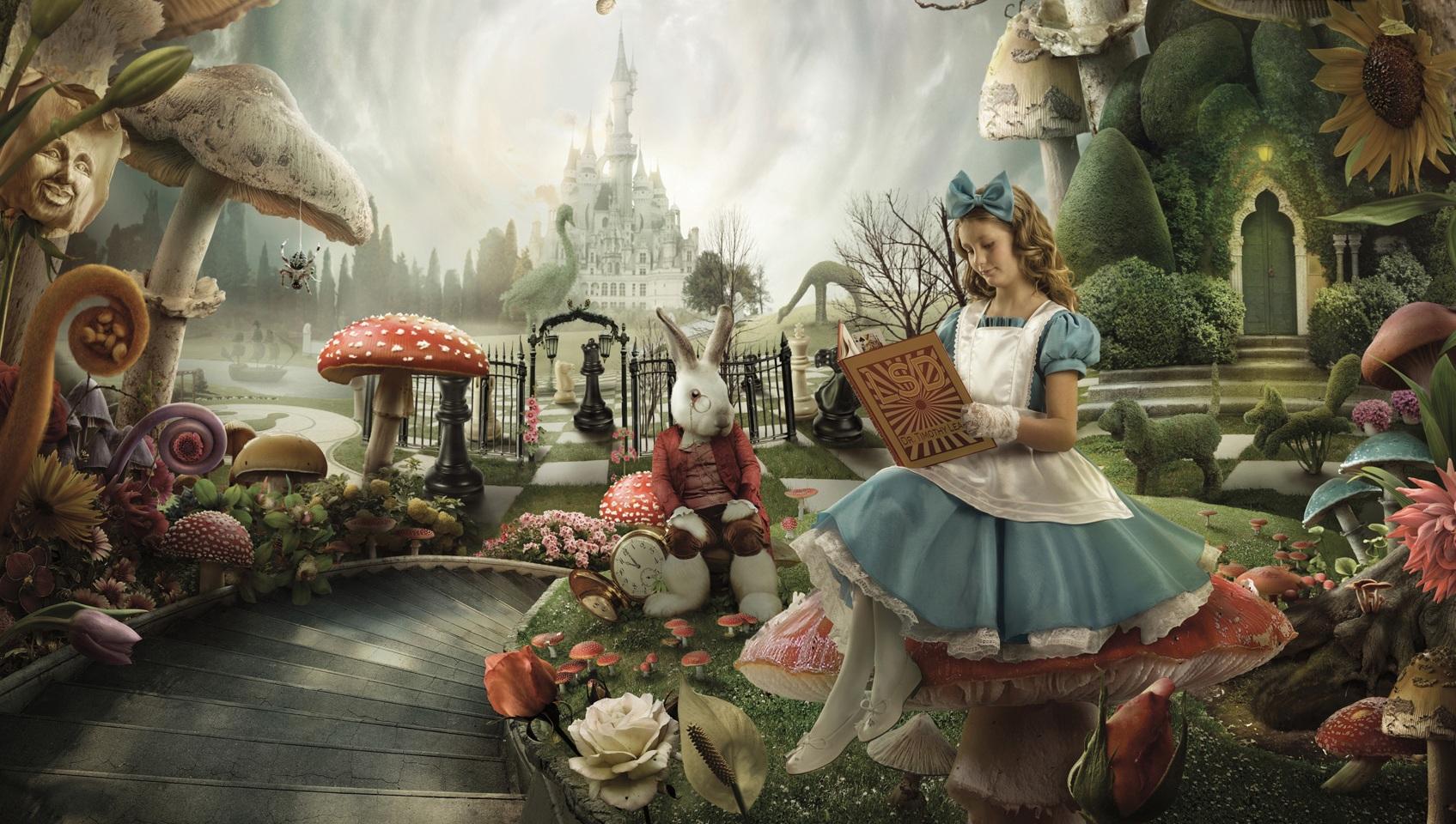 H Αλίκη στη Χώρα των Θαυμάτων