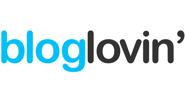 Logotipo de Bloglovin', app y web agregador y lector de noticias RSS