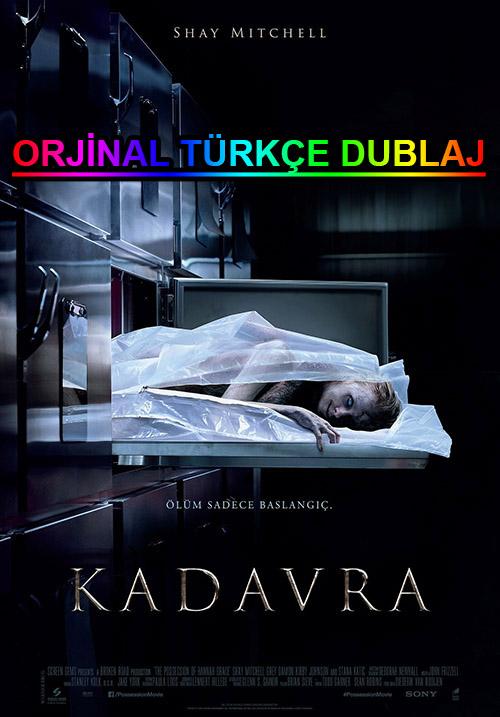 Kadavra | The Possession of Hannah Grace | 2019 | BDRip | XviD | Türkçe Dublaj | m720p - m1080p | BluRay | Dual | TR-EN | Tek Link