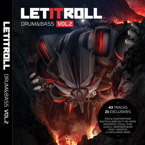 VA - Let It Roll: Drum & Bass Vol. 2 2017
