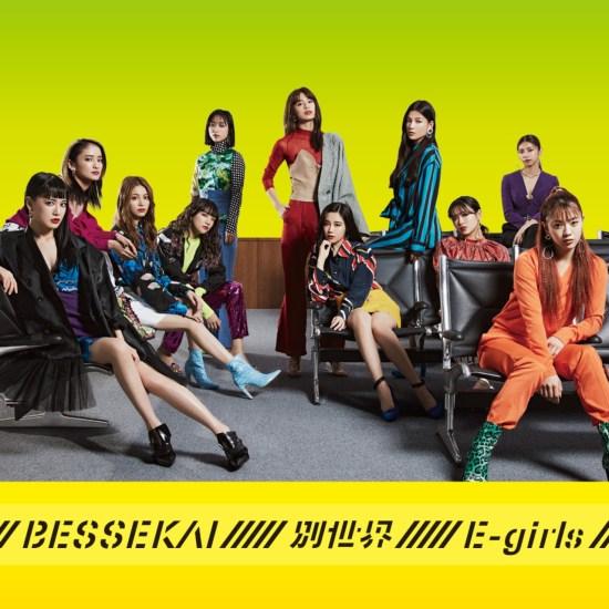 [Single] E-girls – Bessekai