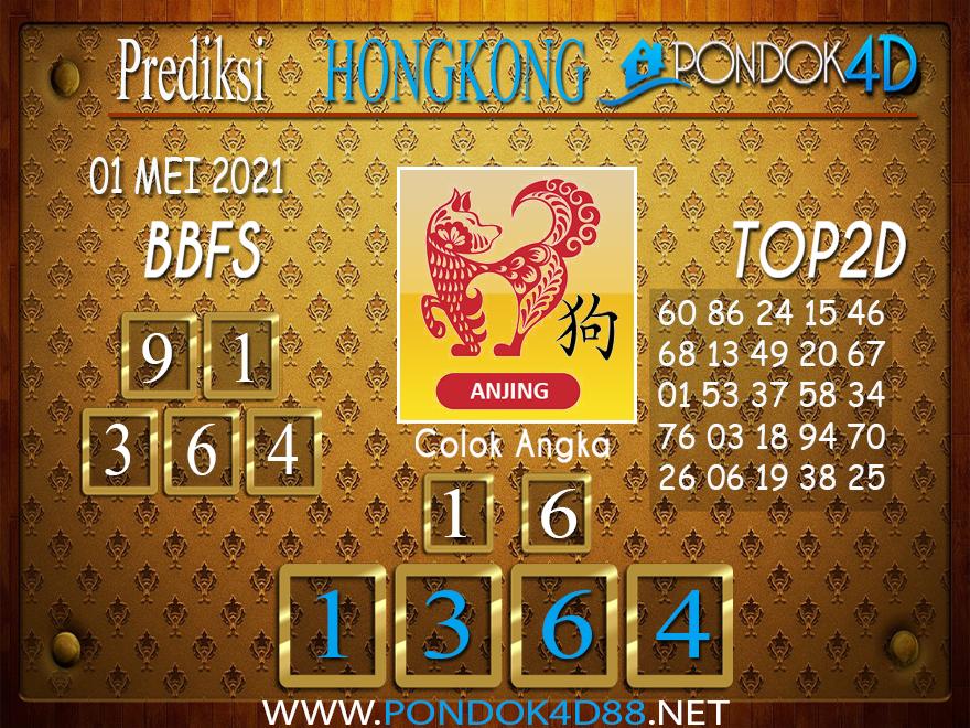 Prediksi Togel HONGKONG PONDOK4D 01 MEI 2021
