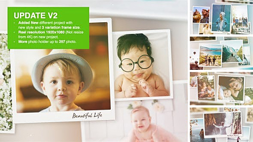 Special Moments Photo Slideshow V2 26257584 - Project for After Effects (Videohive)