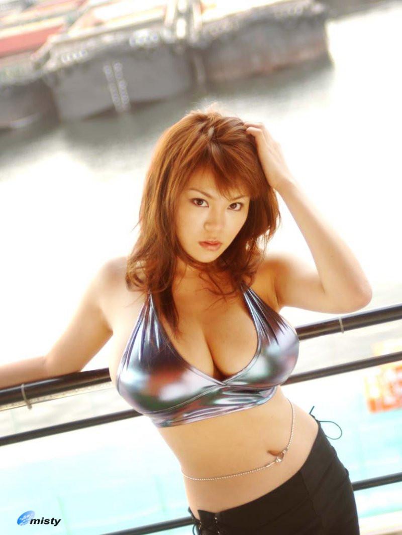 [@misty] Idol Gravure No.007 Yoko Matsugane 松金洋子026