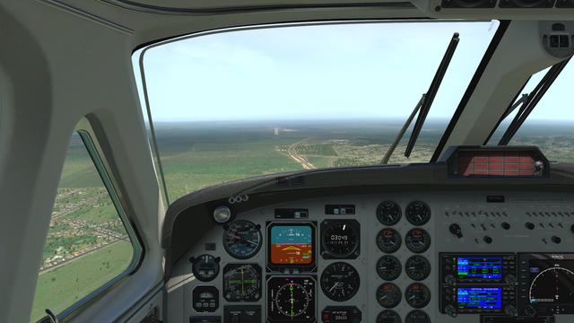 Car B200 King Air 31