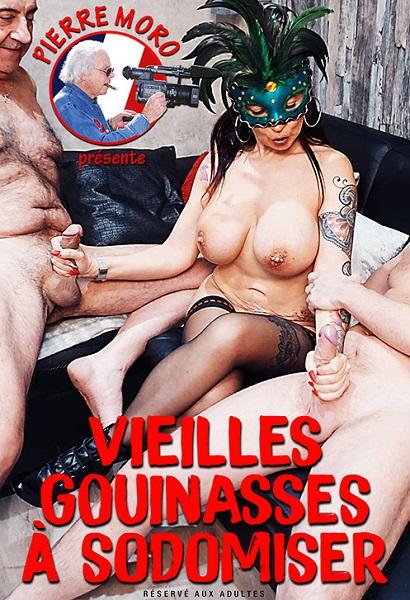 Оттраханные старые лесбиянки  |  Vieilles gouinasses à sodomiser (2019) WEB-DL 720p