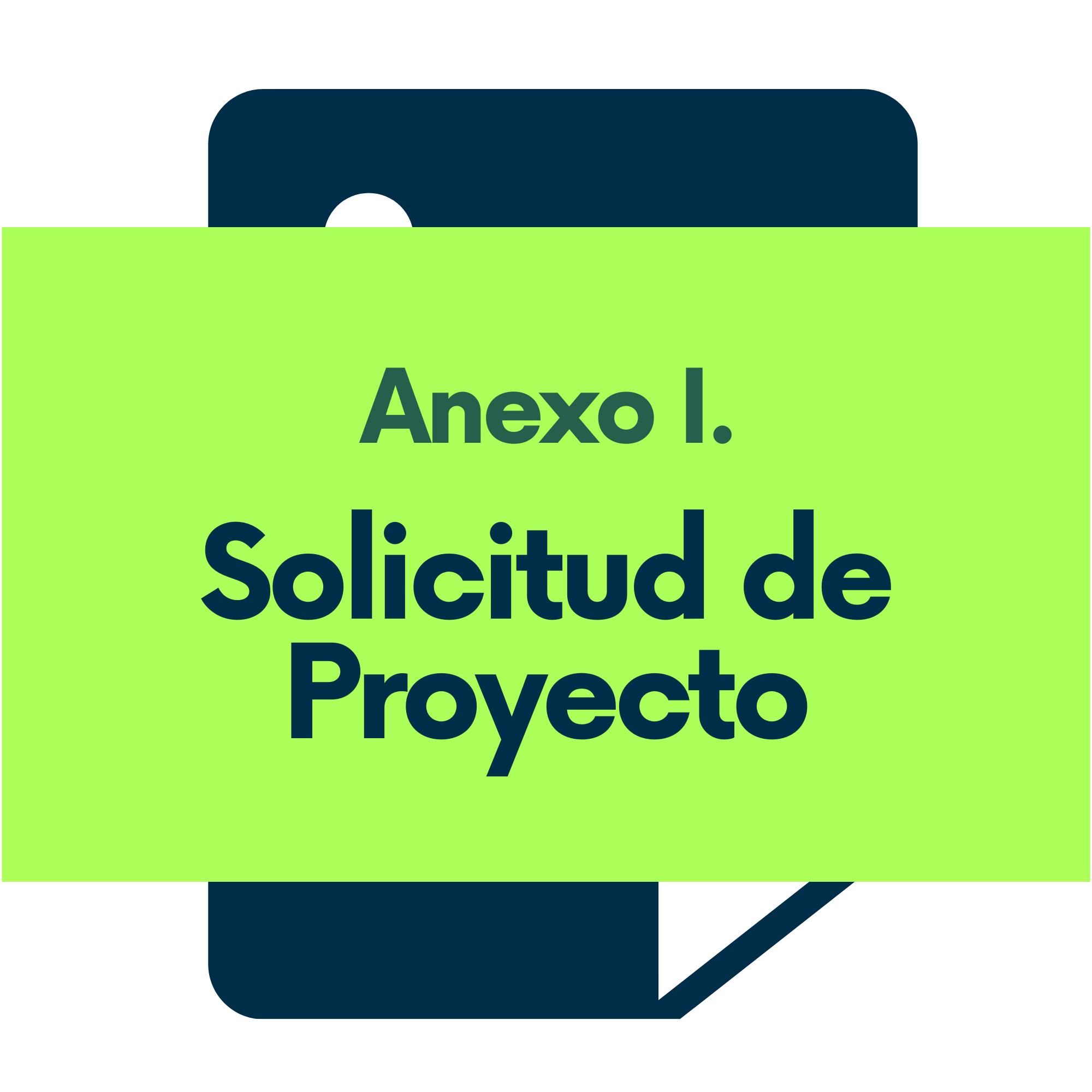 Anexo I. Solicitud de Proyecto Proyectos de Innovación Docente Universidad de Navarra