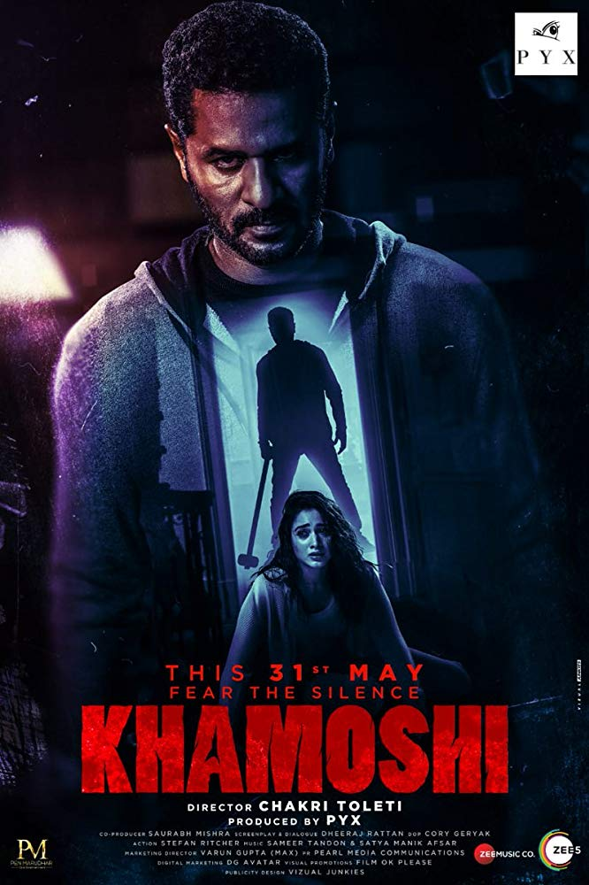 Khamoshi (2019) Hindi Movie PreDVDRip 720p