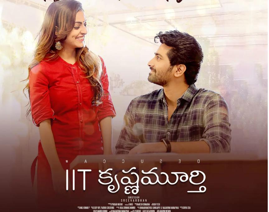 IIT Krishnamurthy (2020) Telugu 480p WEB-DL x264 AAC 400MB ESub