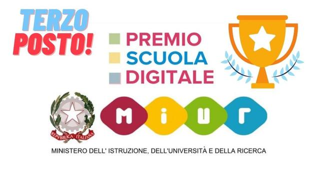 Giancardi Premio Scuola Digitale
